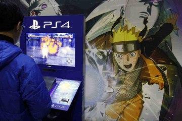 Manga-Spiele: Naruto