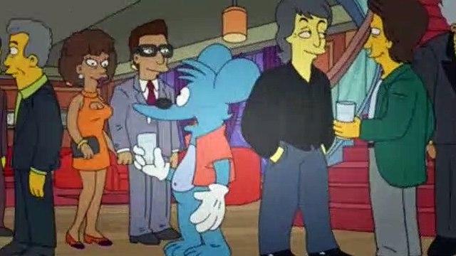 The Simpsons Season 28 Episode 21 Moho House