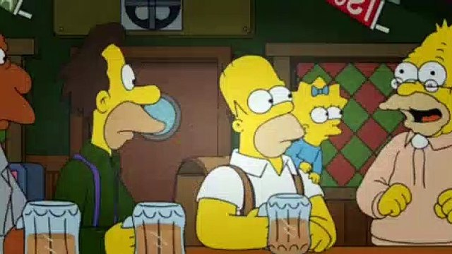 The Simpsons Season 29 Episode 3 Whistlers Father