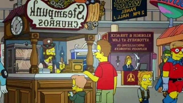The Simpsons Season 29 Episode 2 Springfield Splendor