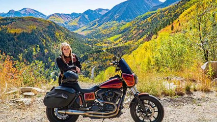 Staci Wilt's 2015 Harley-Davidson Dyna Low Rider Build