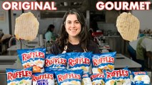 Pastry Chef Attempts to Make Gourmet Ruffles