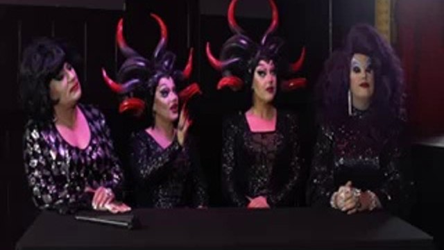 """Watch """"The Boulet Brothers' Dragula"""" Season 3 Episode 9 [OUTtv] Official ENG.SUB"""