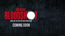 Vin diesel - BLOODSHOT - Official Trailer (HD) 2020