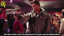 Arnold On Terminator, James Cameron and His Visit to India