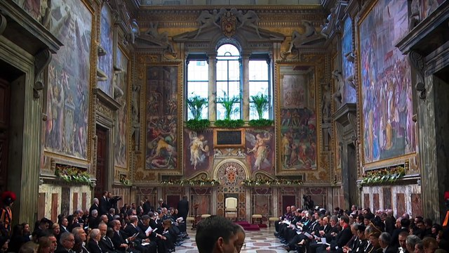BBC Inside the Vatican (1of2)