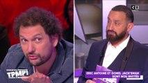 """Eric Antoine à Cyril Hanouna : """"Tu es l'animateur le plus doué de toute ta génération"""""""