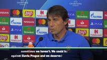 Conte insists Inter can win points against Dortmund