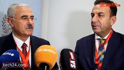 عبد النباوي والمدعي العام التركي يستحضران أهمية المؤتمر الدولي للعدالة بمراكش