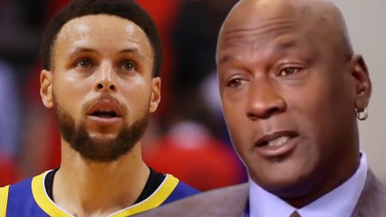 Michael Jordan Breaks The Internet After Claiming Steph Curry Is NOT A Hall Of Famer!
