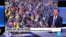 """Alfred Bosch sur France 24: """"La décision judiciaire contre les indépendantistes est une action de vengeance"""""""