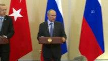 Türkiye ile Rusya'nın Suriye konulu ortak bildirisi - Rusya Dışişleri Bakanı Lavrov - SOÇİ