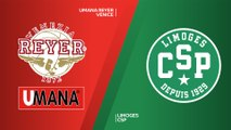 Umana Reyer Venice - Limoges CSP Highlights | 7DAYS EuroCup, RS Round 4