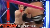 Big Show vs Sheamus Brogue Kick vs WMD Challenge - WWE Smackdown 10/12/12_