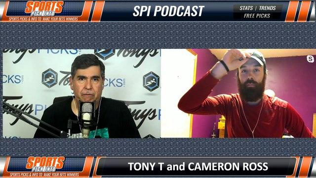 NBA Picks Tony T Cameron Ross 10/23/2019