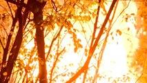 Sarıyer'de hurda kağıt deposunda çıkan yangın söndürüldü