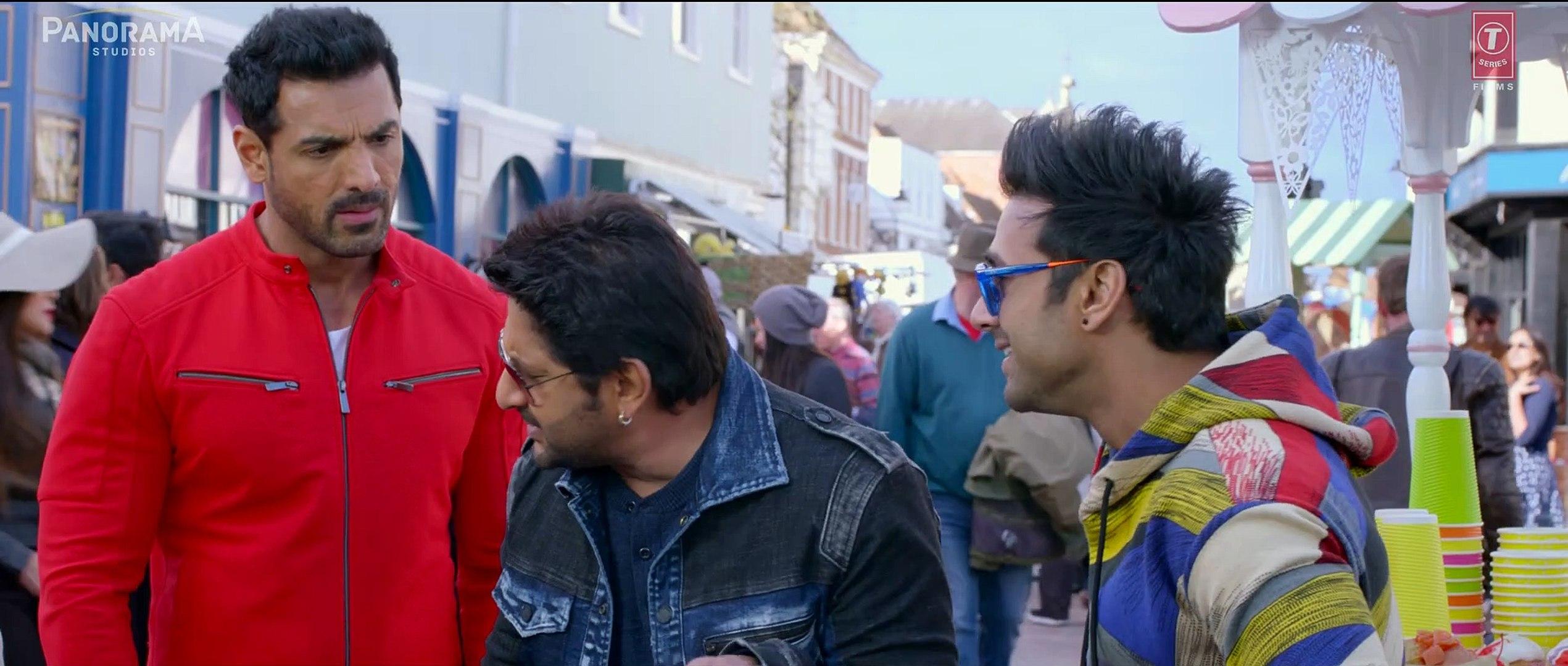 Pagalpanti Trailer - Anil, John, Ileana, Arshad, Urvashi, Pulkit, Kriti | Anees | Flixaap