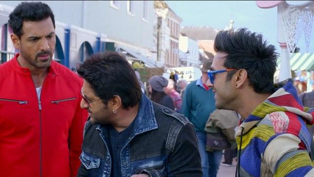 Pagalpanti Trailer - Anil, John, Ileana, Arshad, Urvashi, Pulkit, Kriti   Anees   Flixaap