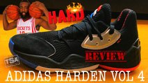 adidas Basketball James Harden Vol 4 Sneaker Detailed HONEST Review Is it Worth It