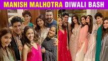 Manish Malhotra's Diwali Party | Karan Johar, Shilpa Shetty, Arpita Khan Enjoy The Bash