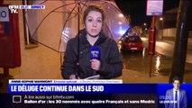 Le déluge se poursuit cette nuit dans les Pyrénées-Orientales
