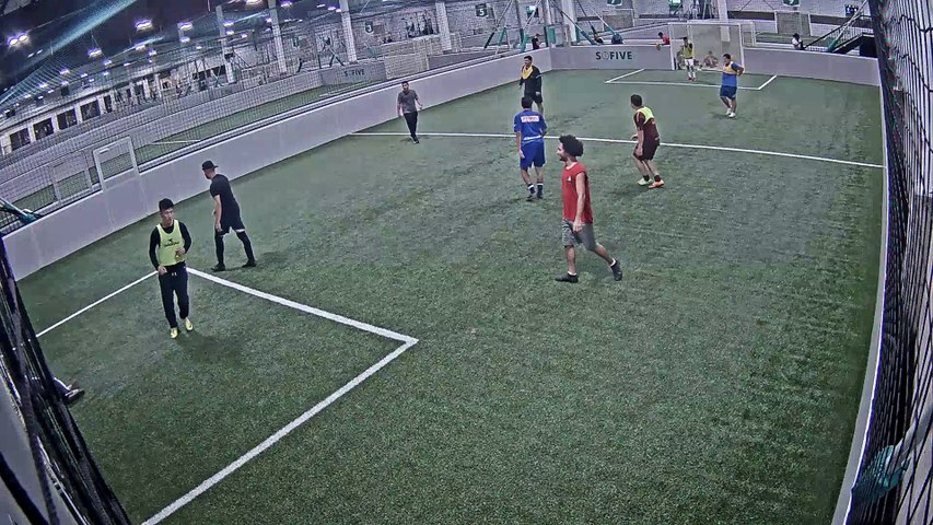 10/22/2019 23:00:02 - Sofive Soccer Centers Brooklyn - Bombonera