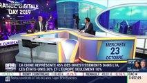 La France compte 375 startups de l'IA, soit 50% de plus qu'en 2018, Nicolas Brien – 23/10