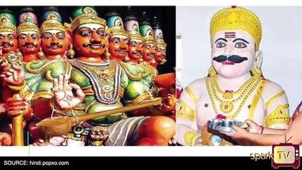भारत में ७ रावण के मंदिर।