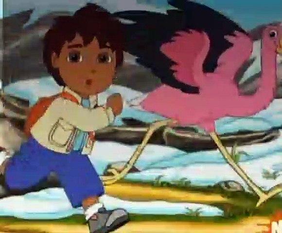 Go Diego Go S03E15 A New Flamingo Mami-Indi