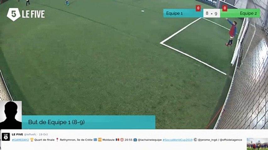 But de Equipe 2 (7-9)