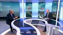 """Brexit : """"Les parlementaires britanniques ne veulent pas donner carte blanche à Boris Johnson"""", estime Jean-Louis Bourlanges (Modem)"""