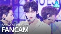 [예능연구소 직캠] NU'EST - BET BET (MINHYUN), 뉴이스트 - BET BET (민현) @Show Music core 20190511