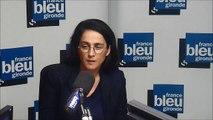 Alexandra Siarri, adjointe au maire de Bordeaux en charge de la cohésion sociale, invitée de France Bleu Gironde