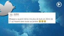 La prestation cinq étoiles de Kylian Mbappé affolle Twitter
