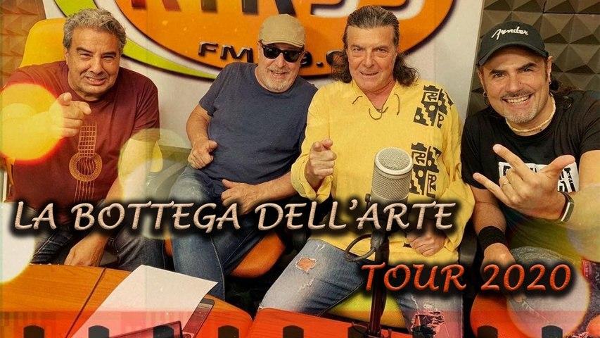 LA BOTTEGA DELL'ARTE - BOTTEGA DELL'ARTE SPOT TOUR 2020