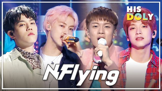 N.Flying Special ★Since 'Awesome' to 'GOOD BAM'★ (38m Stage Compilation)