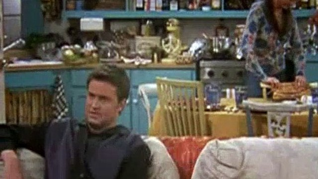 Friends S08E09 TOW The Rumour
