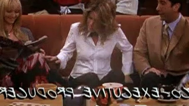 Friends Season 8 Episode 10 TOW Monica's Boots