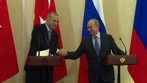 Storico accordo Turchia-Russia per tregua di 150 ore in Siria