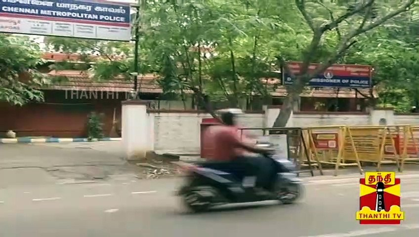 சென்னையில் பிரபல ரவுடி சிவக்குமார் கைது | Rowdy Sivakumar | Mylapore Rowdy | Thanthi TV