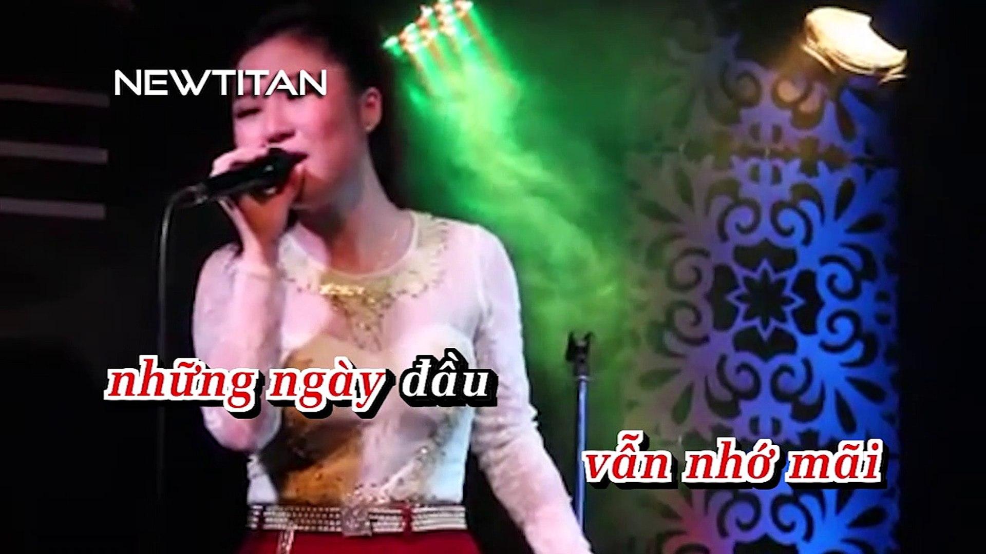 [Karaoke] Trăng Dưới Chân Mình - Hương Tràm [Beat]