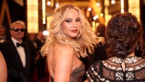 Jennifer Lawrence reserved hotel room just for Dior wedding gown