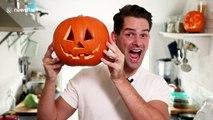 Halloween hack: how to carve a pumpkin like a pro