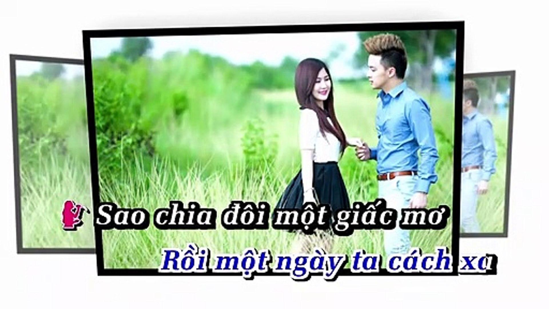 [Karaoke] Vẫn Yêu Từng Phút Giây - Cao Thái Sơn Ft. Hương Tràm [Beat]