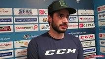 Hockey sur glace / Coupe de France (16e de finale) - Dimitri Thillet (Gap) :  « L'objectif est d'aller le plus loin possible »