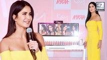 Katrina Kaif Launches Her Makeup Label 'Kay By Katrina'