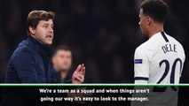 UEFA Champions League: A lot of us owe the manager - Alli