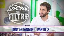 """Paris 2024 : Tony Estanguet """"plutôt rassuré"""" du choix du diffuseur, France Télévisions"""