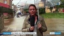 Alerte orange : la ville d'Argelès-sur-Mer fortement touchée