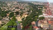 Béziers : la ville frappée par de violentes intempéries